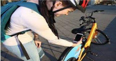 In- App Bluetooth bike unlocking
